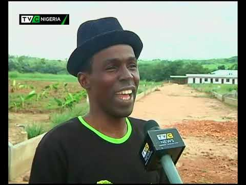 Go-Green Africa Project: Unemployed Youths trained in Agribusiness