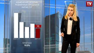 InstaForex tv news: Рост доллара США по-прежнему сдержан  (14.11.2017)