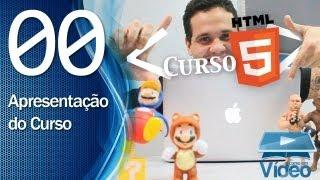 Curso de HTML5 - 00 - Site Completo - by Gustavo Guanabara