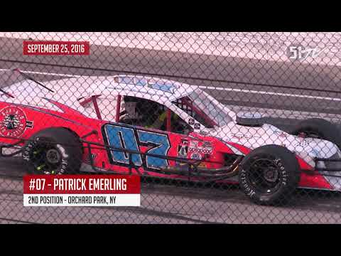 2016 RoC Modifieds @ Lancaster National Speedway for the US Open 125