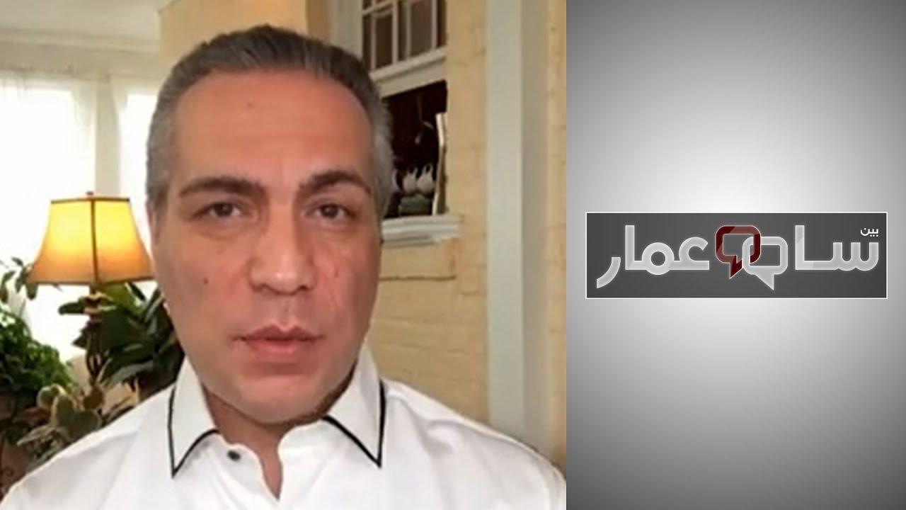 بين سام وعمار: منع النقاب يشكل فرصة للإسلاميين المتشددين للظهور كـ-حراس للفضيلة-  - نشر قبل 14 ساعة