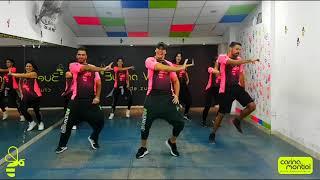 Hey DJ - CNCO ft Meghan Trainor & Sean Paul / Zumba Coreografía