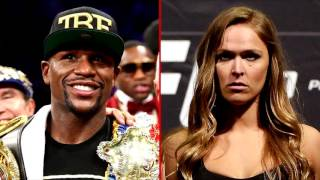 Floyd Mayweather: The Media Hyped Up Ronda Rousey and She Loss