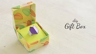 DIY Gift Box   Love Box    Paper Box