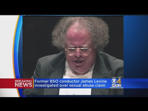 Former BSO Conductor James Levine Investigated For Alleged Sex Abuse