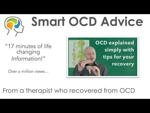 Obsessive Compulsive Disorder OCD Treatment & Tips