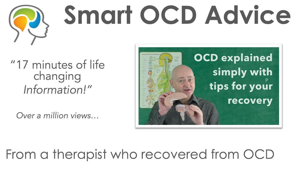 Obsessive Compulsive Disorder OCD Treatment Tips & Help