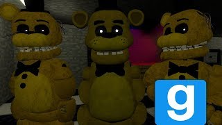 The Re-opening of Freddy's (But's It's Screwed up) || Garry's Mod || GMod Stories #1 || FNaF