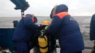 видео Способы снятия судна с мели, спасательная операция