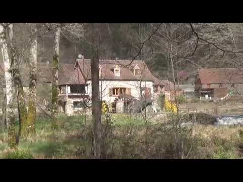 Le moulin du puy guillon fresselines 23 youtube - Le port du moulin champtoceaux ...