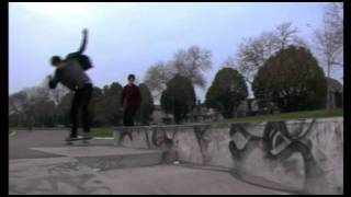 Antisocial Skateboard Shop 2004 DVD | Intro