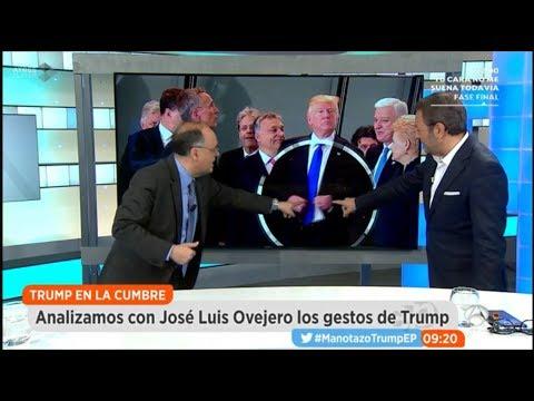 Donald Trump y el análisis de sus gestos