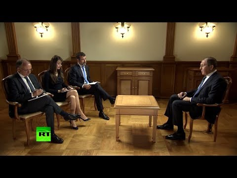 «Приступ политического бешенства»: Лавров об обвинениях России в кибератаках