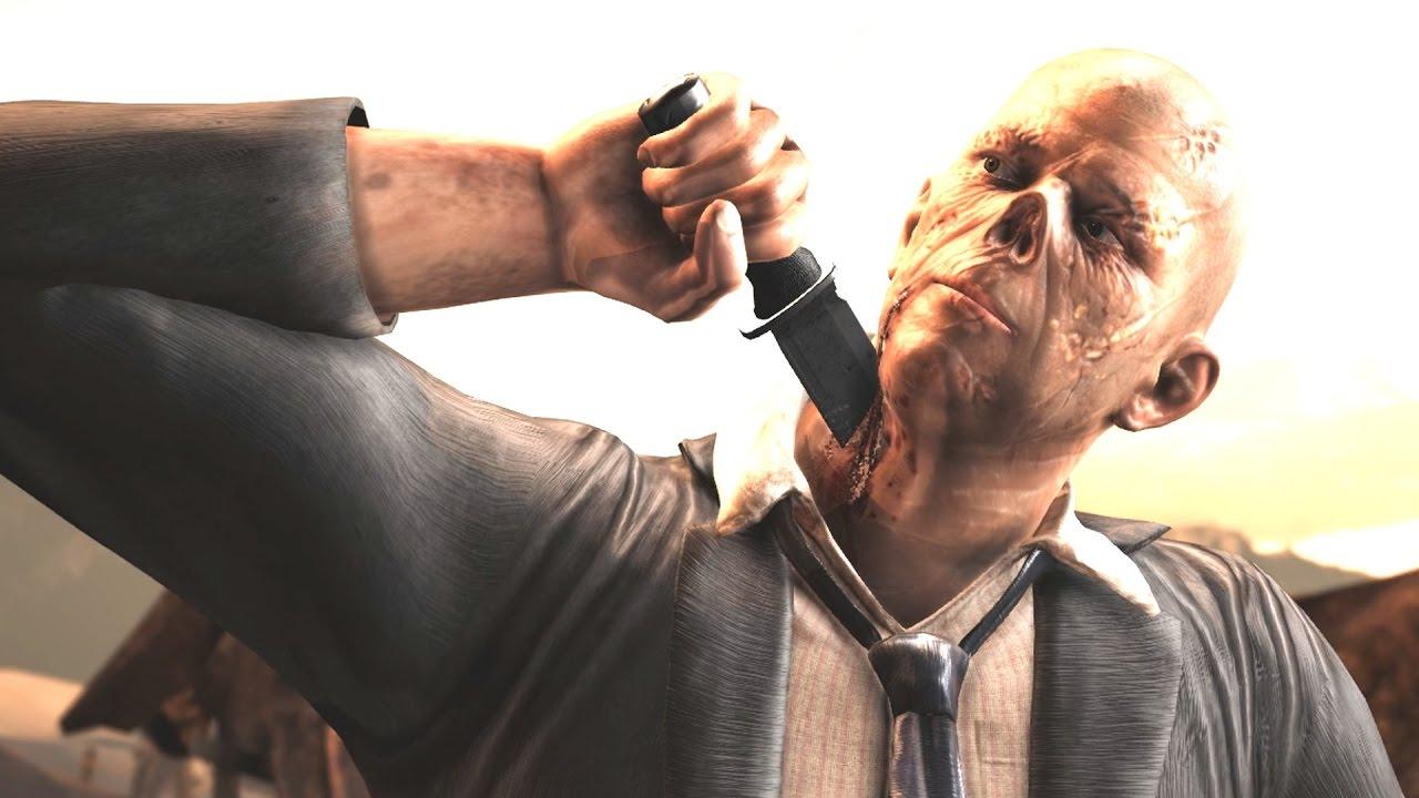 Mortal Kombat XL - Bald Unmasked LeatherFace/Unmasked ...