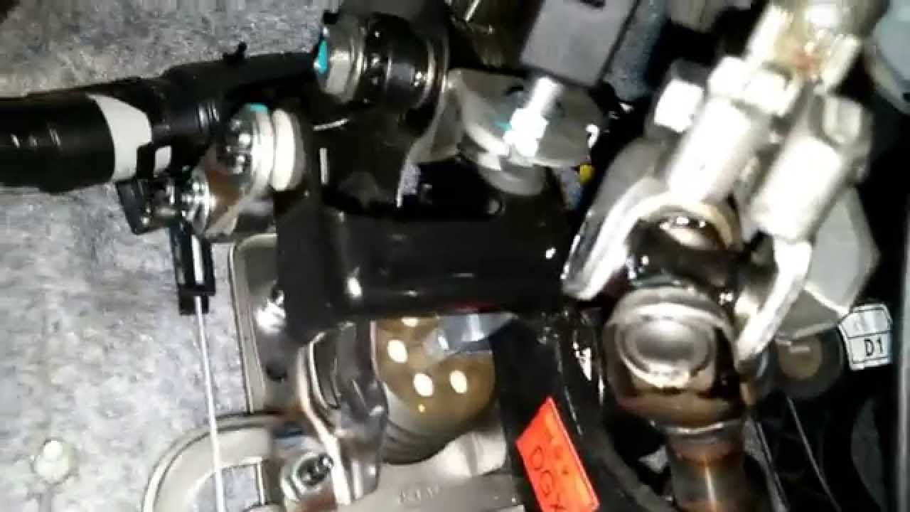 Kia Brake Switch Replacement - YouTube