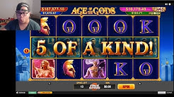 CASINO BET365 - FIVE OF A KIND! BIG WIN!?!