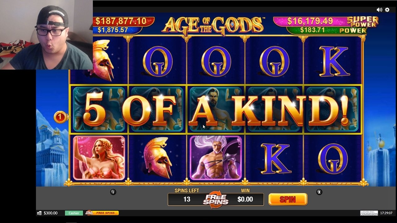 Casino Bet365 Five Of A Kind Big Win Youtube