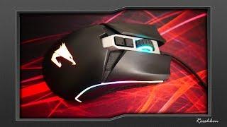 Aorus M5 - Najnowsza myszka z ciekawymi LEDami i systemem kontroli wagi