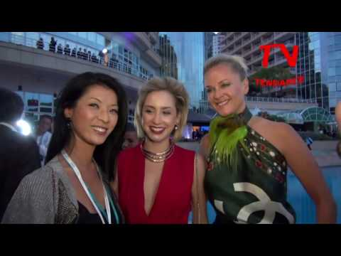 Amber Lounge 2016 F1 Fashion Show in Monaco - TendanceTV