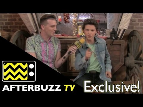 Jackie Radinsky @ Nickelodeon's Bella And The Bulldogs Set Visit  AfterBuzz TV
