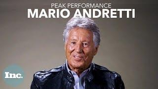 Legendary Racer Mario Andretti on the Guilt of Success   Inc.