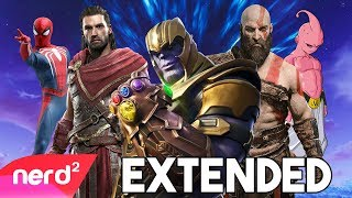 The 2018 Gaming Rap Up [Extended Version] | #NerdOut | The Best Games of 2018