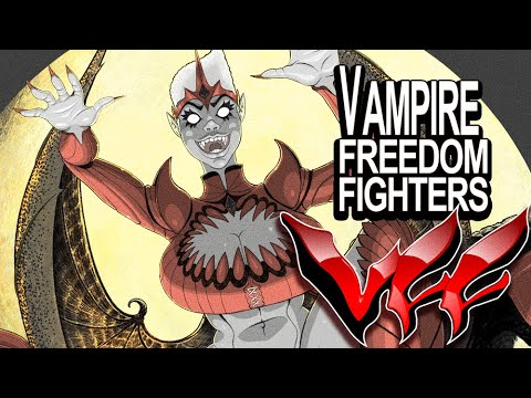 VAMPIRE FREEDOM FIGHTERS VOL.1