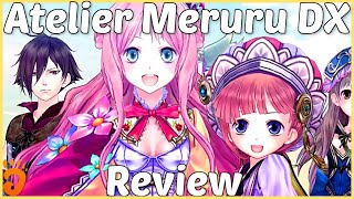 Review: Atelier Meruru ~The Apprentice of Arland~ DX (PS4/Switch/PC, Standalone/Arland Deluxe Pack) (Video Game Video Review)