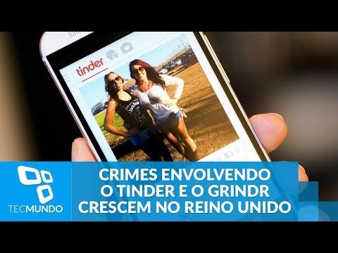 Crimes Envolvendo O Tinder E O Grindr Crescem 700% Em 2 Anos No Reino Unido