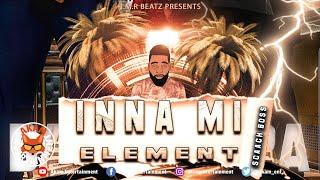 Scaach Boss - Inna Mi Element [Audio Visualizer]