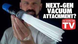 Dust Daddy Review: As Seen on TV Vacuum Attachment