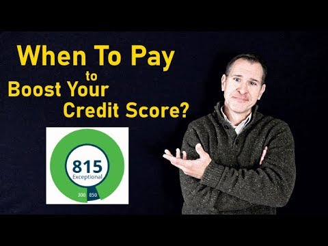 Best Day To Pay Credit Cards To Increase Credit Score