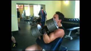 1 тренировка по армрестлингу