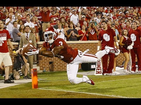 Best Catches In OU Football History (HD)