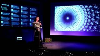 Heaven in a Wild Flower: Fractals and the Power of the Infinite -- Anders Hjemdahl at Mindshare LA