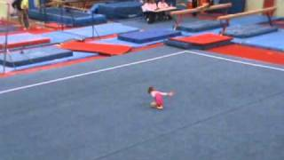 Holland Reid-  Level 7 Floor Routine / 8 years old