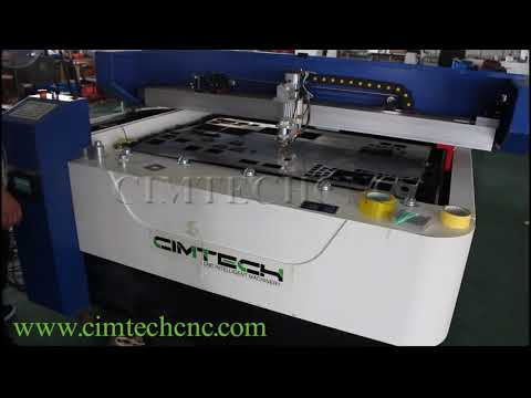 South Korea Metal cutting machine1325, 280W Yongli Laser cutting machine