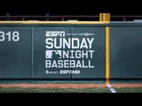 Sunday Night Baseball 3rd Edition Vs BronxKid986 - MLB The Show 18