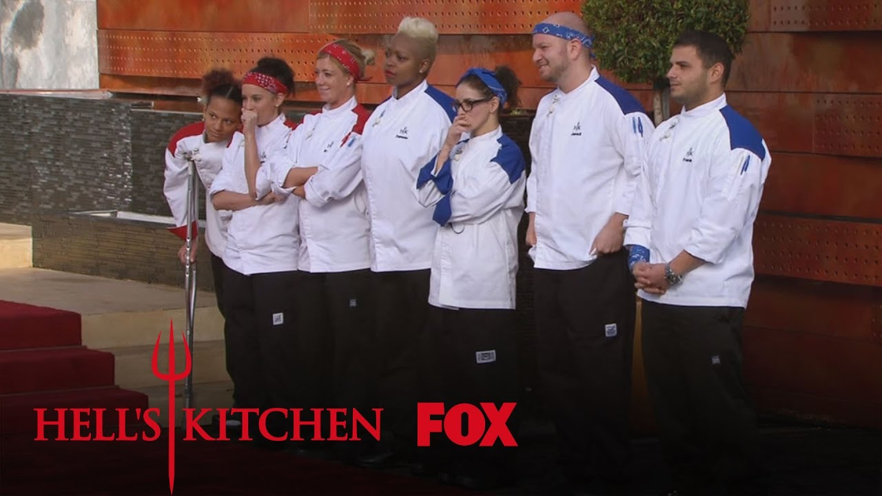 Hells Kitchen Season  Ep