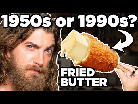 Download When Were These Fried Foods Invented?