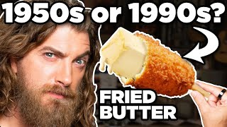 When Were These Fried Foods Invented?