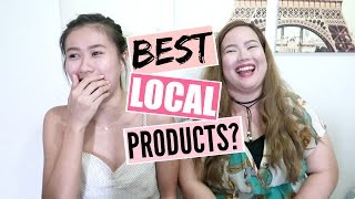 MAKEUP STORY TAG ft. Philline Ina! (Best local products & recommendations)