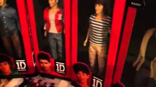 One direction collector Doll's