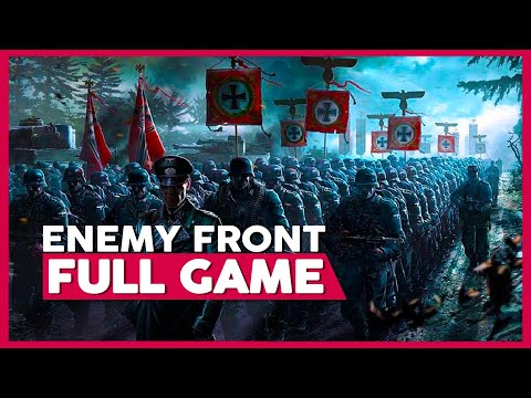 Enemy Front | Full Gameplay/Playthrough | No Commentary [PC 1440p 60FPS]