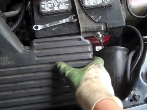 Honda Accord Aem V2 Cold Air Intake Installation Youtube