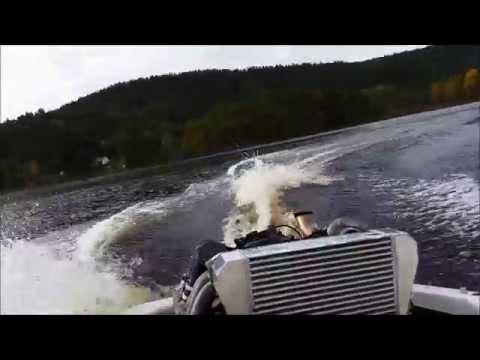 Ski Boat with a Mercedes Turbo Diesel I6 – Engine Swap Depot