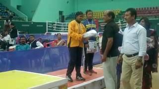 Medal Distribution - 1st Khelo India National Boxing Championship, Assam