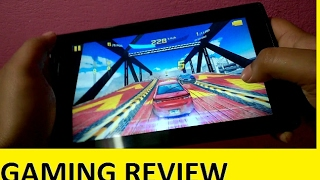 FULL GAMING REVIEW AND HEATING TEST OF MICROMAX CANVAS P702 4G VOLTE TABLET