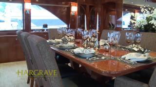 Hargrave Yachts: M/Y Solo Tu 101' Raised Pilot House