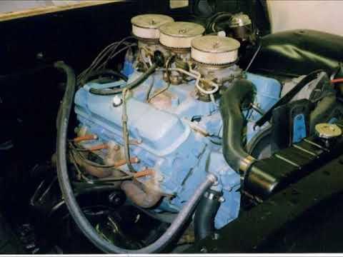 Sound Effect Old Car Engine